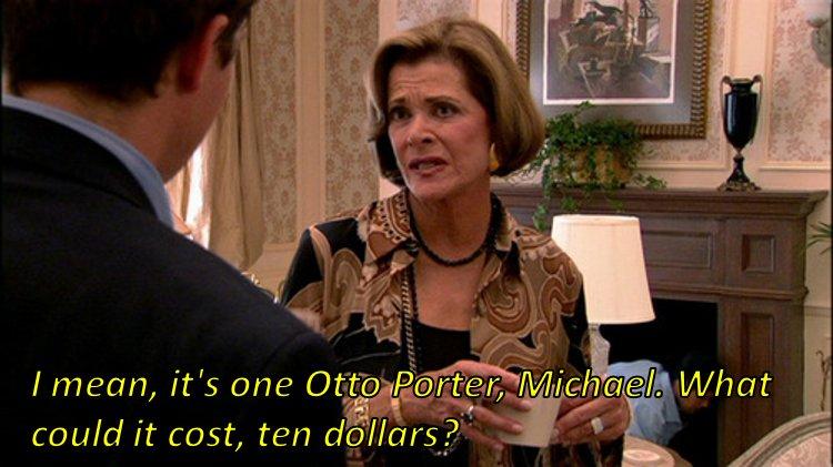 One Otto Porter